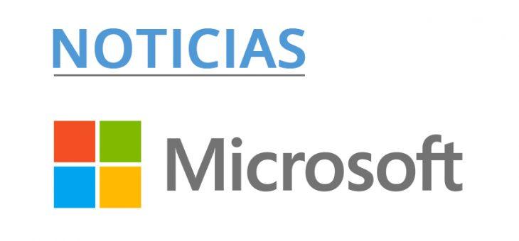 Ingreso a Noticias Microsoft
